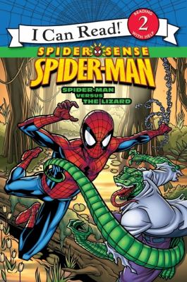 Cover image for Spider-Man versus the Lizard