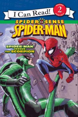 Cover image for Spider-man versus the Scorpion