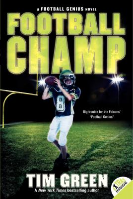 Cover image for Football champ
