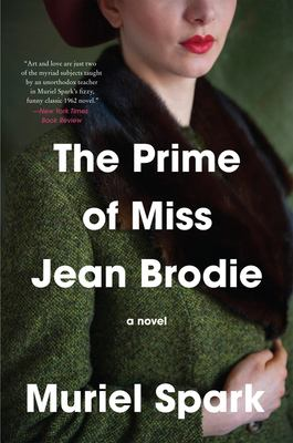 Cover image for The prime of Miss Jean Brodie