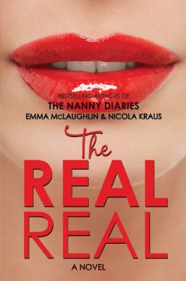 Cover image for The real real : a novel