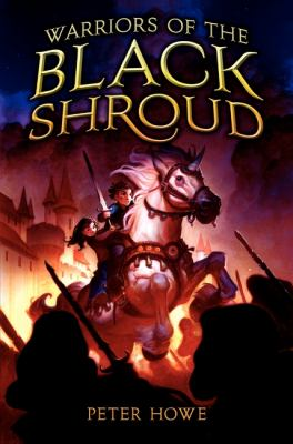 Cover image for Warriors of the black shroud