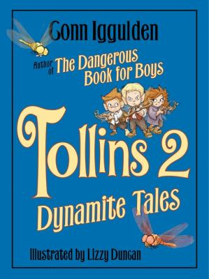 Cover image for Tollins 2 : dynamite tales