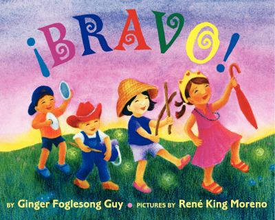 Cover image for Bravo!