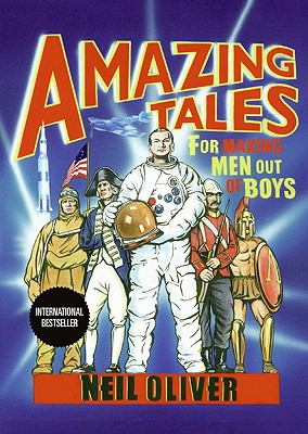 Cover image for Amazing tales for making men out of boys