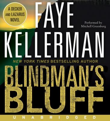 Cover image for Blindman's bluff a Decker and Lazarus novel
