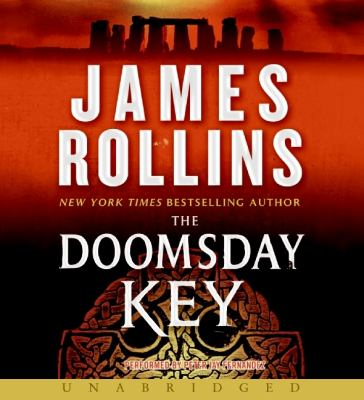 Cover image for The doomsday key