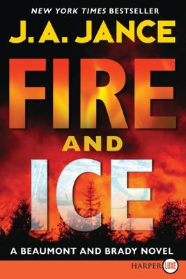Cover image for Fire and ice
