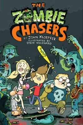 Cover image for The zombie chasers