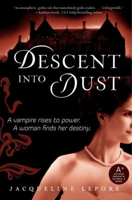 Cover image for Descent into dust