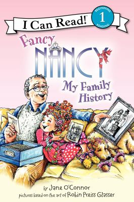 Cover image for My family history