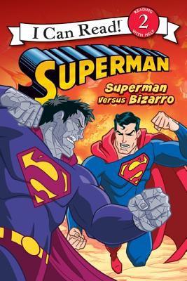 Cover image for Superman versus Bizarro