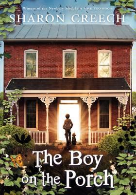 Cover image for The boy on the porch