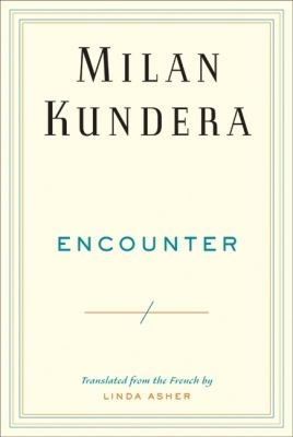Cover image for Encounter