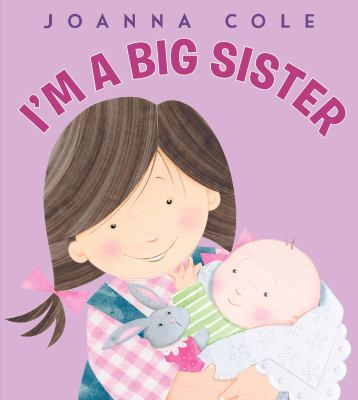 Cover image for I'm a big sister