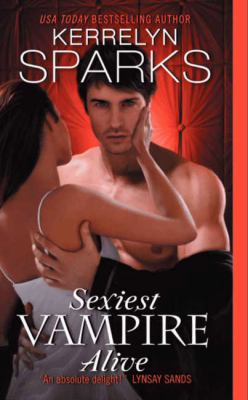 Cover image for Sexiest vampire alive