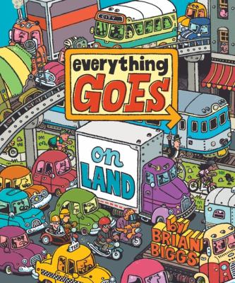 Cover image for On land