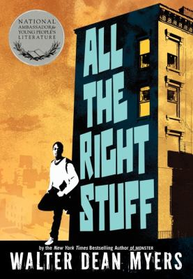 Cover image for All the right stuff