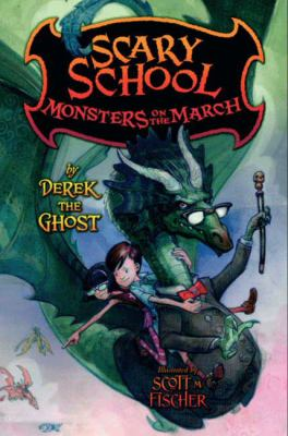 Cover image for Monsters on the march