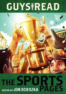 Cover image for The sports pages