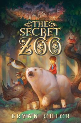 Cover image for The secret zoo