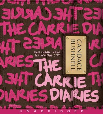 Cover image for The Carrie diaries
