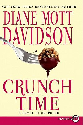 Cover image for Crunch time