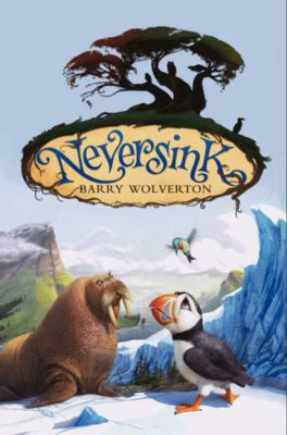 Cover image for Neversink : a puffin saga