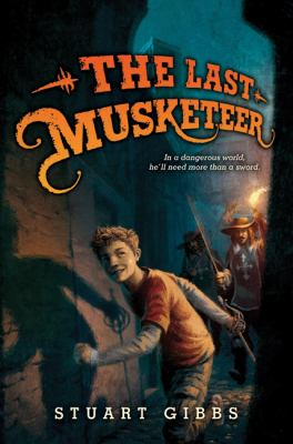 Cover image for The last musketeer