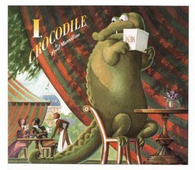 Cover image for I, Crocodile