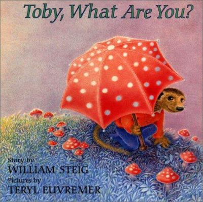 Cover image for Toby, what are you?