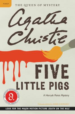 Cover image for Five little pigs : a Hercule Poirot mystery