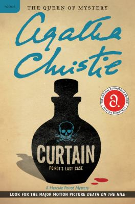 Cover image for Curtain : Poirot's last case