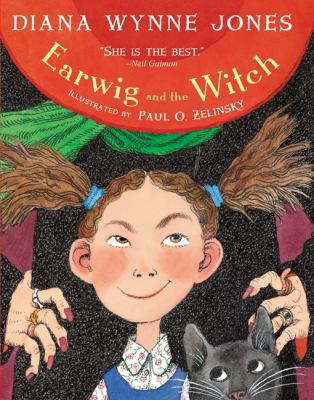 Cover image for Earwig and the witch