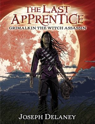 Cover image for Grimalkin, the witch assassin