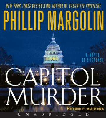 Cover image for Capitol murder