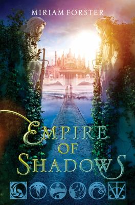 Cover image for Empire of shadows
