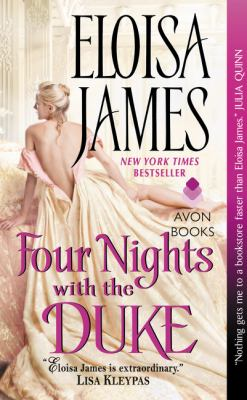 Cover image for Four nights with the duke