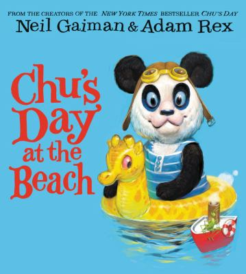 Cover image for Chu's day at the beach