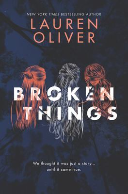 Cover image for Broken things