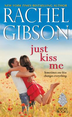 Cover image for Just kiss me