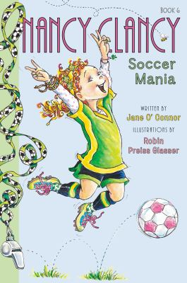 Cover image for Soccer mania