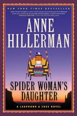 Cover image for Spider woman's daughter : [a Leaphorn & Chee novel]
