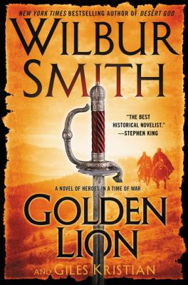 Cover image for Golden lion : a novel of heroes in a time of war
