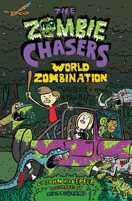Cover image for World zombination