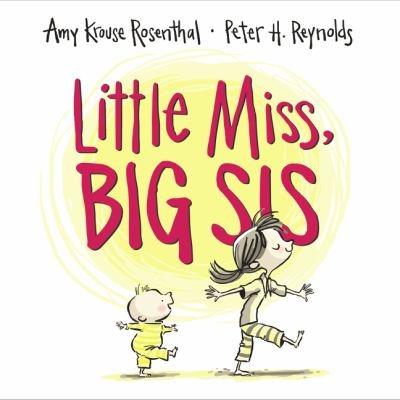Cover image for Little Miss, big sis