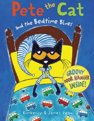Cover image for Pete the cat and the bedtime blues