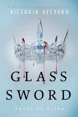 Cover image for Glass sword