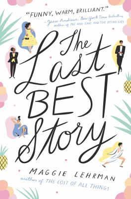 Cover image for The last best story