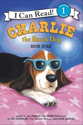 Cover image for Charlie the ranch dog : rock star